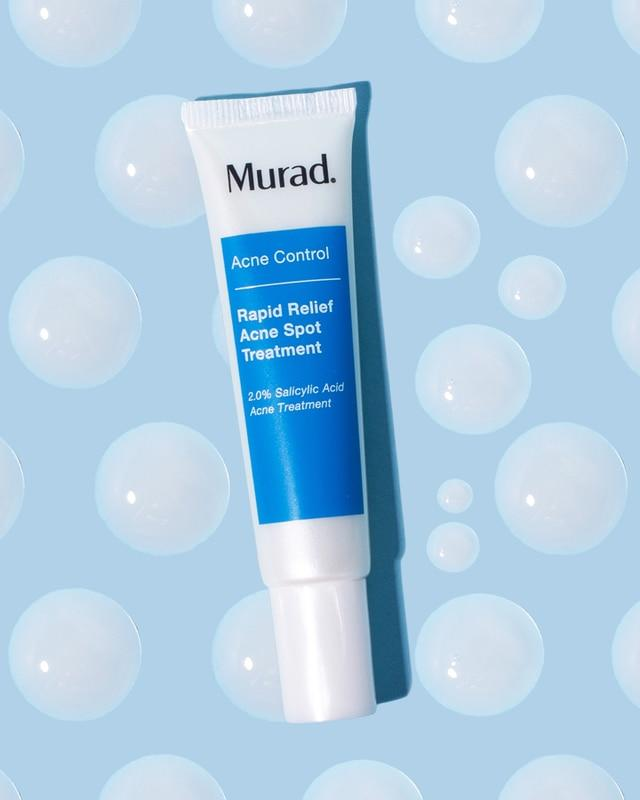 Rapid Relief Acne Spot Treatment