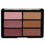 01 Blush Palette Plum/Bronze