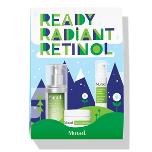 Ready, Radiant, Retinol Kit 3 pc Set