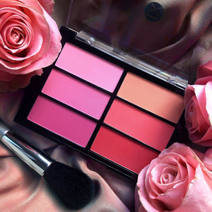 02 Blush Palette Rose/Coral