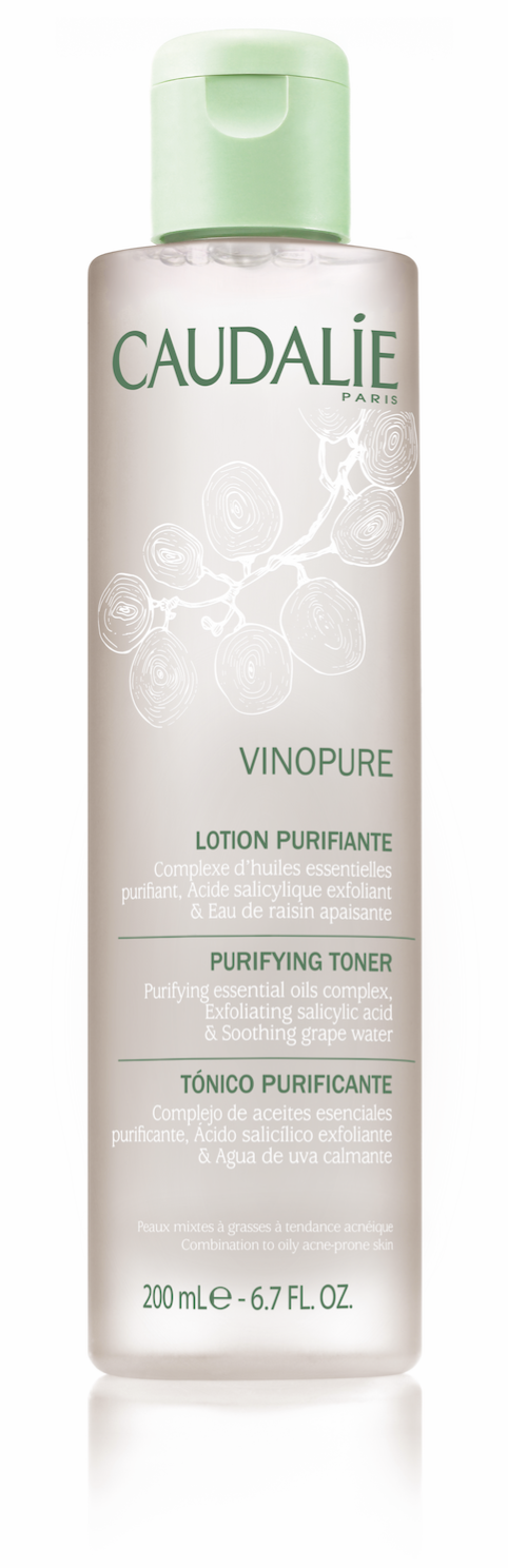 Vinopure 4 Step Full Routine for Clear Skin