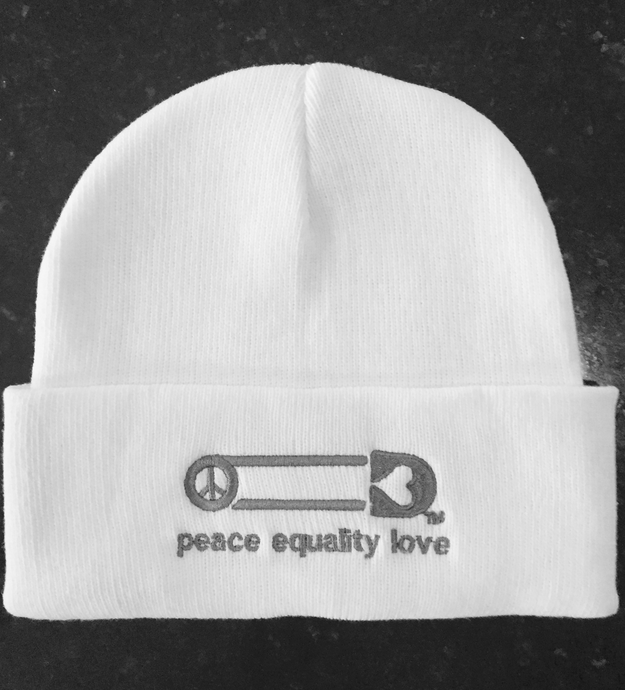 The Beanie Project's White