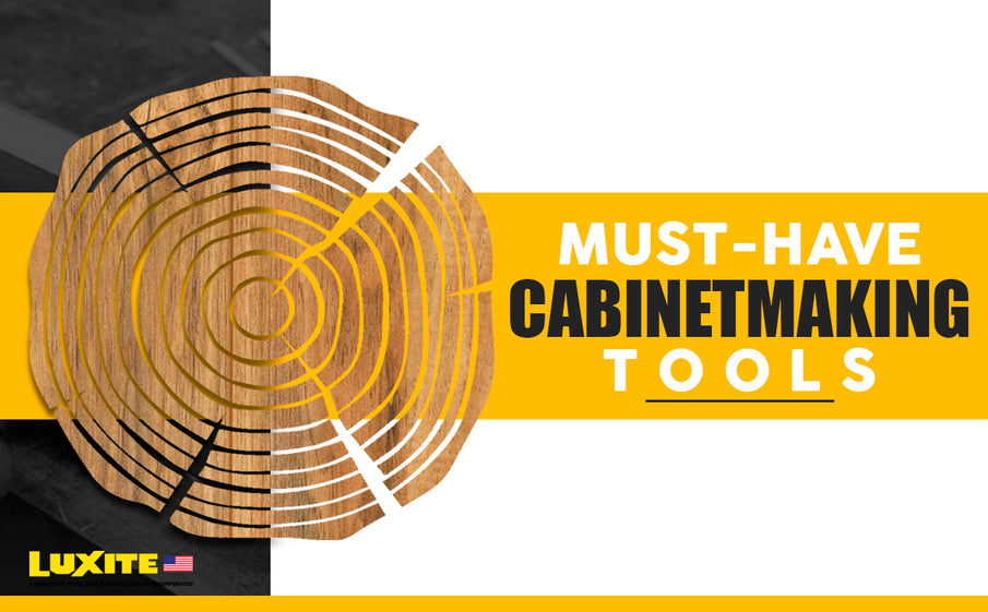 14 Must-Have Cabinetmaking Tools