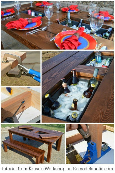 Coolest DIY Cooler Projects