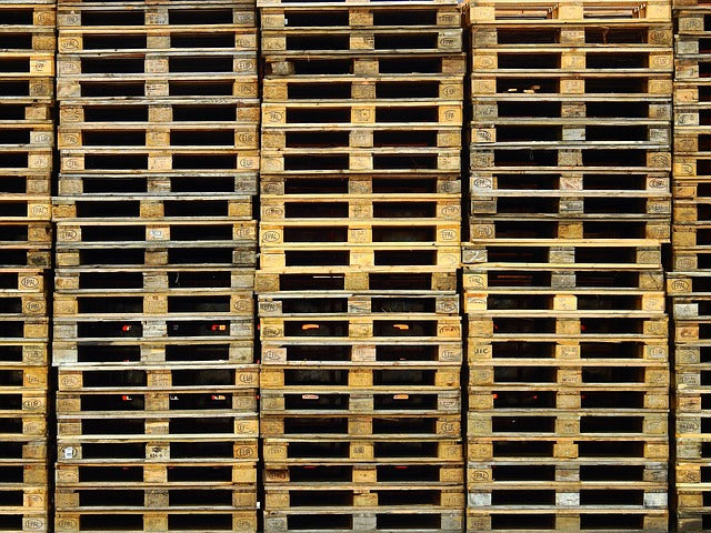 Where to Find Pallets for Woodworking Projects