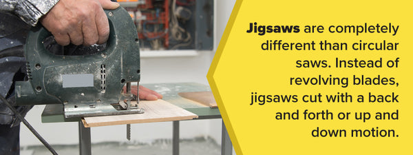 jigsaws and their usage