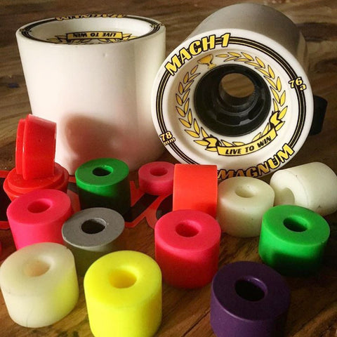 Venom Wheels & Bushings