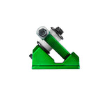 Caliber II 184mm 44° Satin Green Trucks