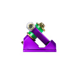 Caliber II 184mm 44° Satin Purple Trucks