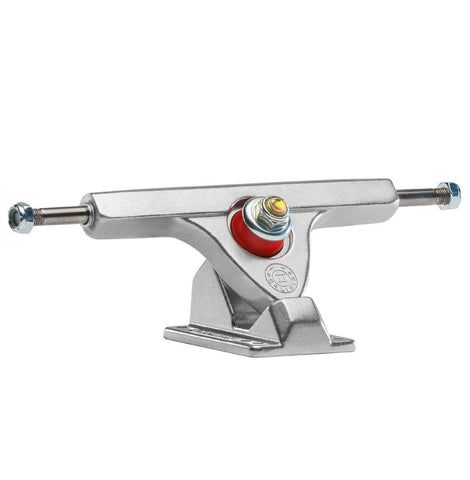 Caliber II 158mm 50° Raw (Silver) Trucks