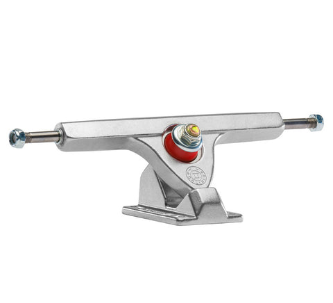 Caliber II 184mm 50° Raw (Silver) Trucks