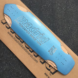 "Madrid Factory Exclusive Downhill 35"" Engraved"
