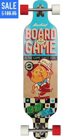 "Madrid Dream 39"" Board Game"