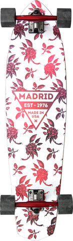 "Madrid Dude 37.25"" Rosa"