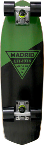 "Madrid Party 24"" Green"