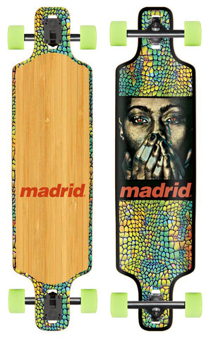 "Madrid DTF 39"" Deception Bamboo"