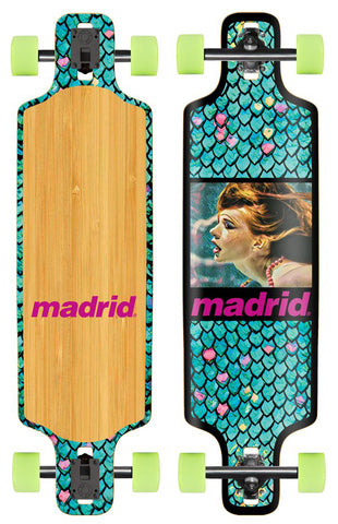"Madrid Desire DTF 36"" Bamboo"