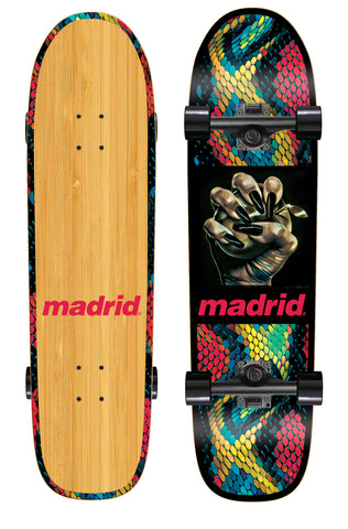 "Madrid Space Owl 32.75"" Temptation Bamboo"