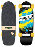 Madrid Explosion OG Cruiser Blue/Yellow
