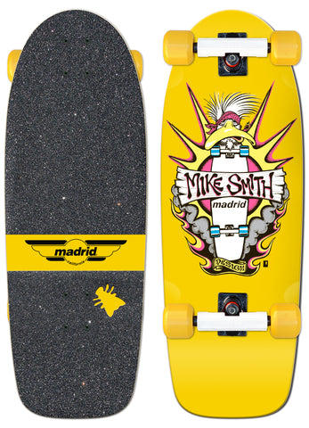 Madrid Mike Smith Yellow Duck Reissue