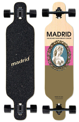 "Madrid Breast Cancer Relief - Dream 39"" Cameo Drop-Thru"