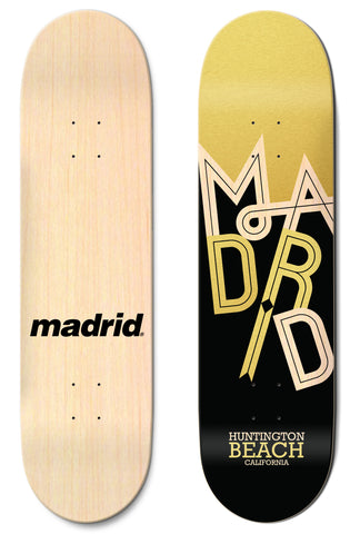 "Madrid Dipped 8""/8.25""/8.5"""