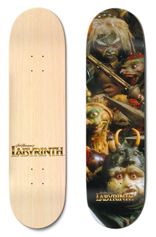 "Madrid x Labyrinth Goblin Army 8""/8.25""/8.5"""