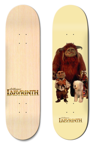"Madrid x Labyrinth Friends 8""/8.25""/8.5"""