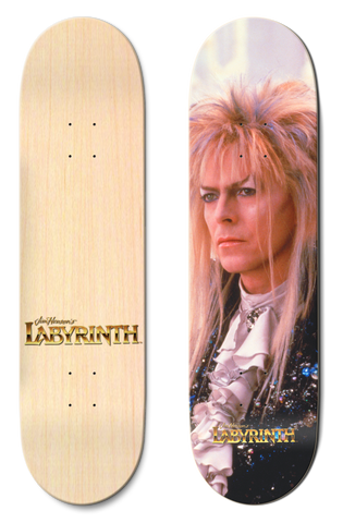 "Madrid x Labyrinth Goblin King 8""/8.25""/8.5"""