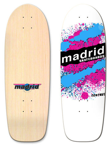 Madrid Explosion OG Cruiser White