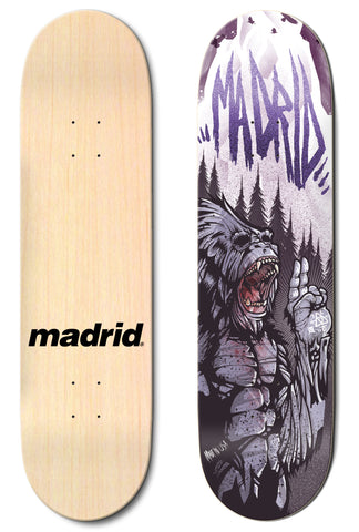 "Madrid Bigfoot 7.75""/8""/8.25""/8.5"" M-Core"
