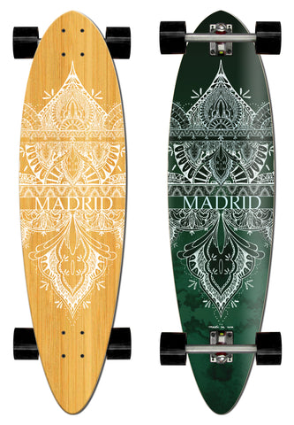 "Madrid Blunt 36.25"" Forest Bamboo"