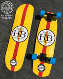 "Madrid X HB Surf City - 8""/8.25""/8.5"""