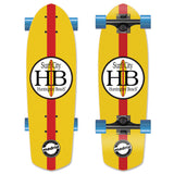 Madrid X HB Surf City - Picket Cruiser 28.5""