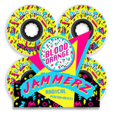 Blood Orange Jammerz 60mm/82A Wheels