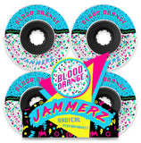 Blood Orange Jammerz 69mm/82A Wheels