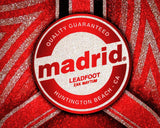 "Madrid 2019 Pro Series Leadfoot 32.375"" Zak Maytum"