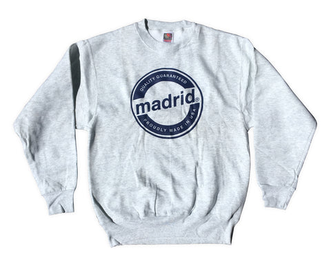 Madrid Crewneck Sweatshirt