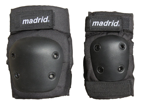 Madrid Pad Set Black
