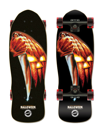 Madrid X Halloween - Slasher Cruiser 24.5""