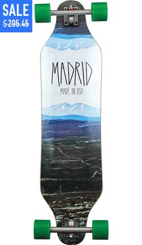 "Madrid Missionary 37.375"" Mountain"