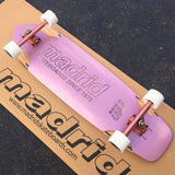 "Madrid Factory Exclusive Rose Downhill 35"" Engraved"