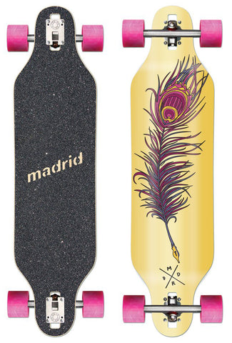 "Madrid Missionary 37.375"" Quill"