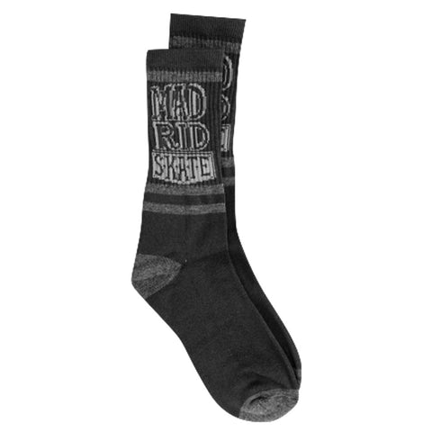 Madrid Premium Socks - Charcoal