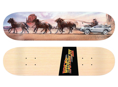 "Madrid X Back to the Future - Stagecoach 8""/8.25""/8.5"""
