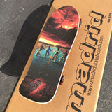 Madrid X Stranger Things - Road Mini Cruiser 25""