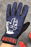 Trojan Denim Disaster Slide Gloves