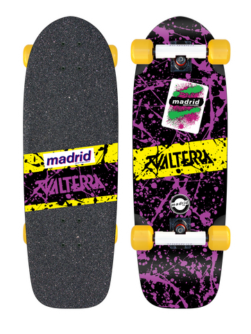 Madrid X Back to the Future - Marty McFly Valterra Reissue