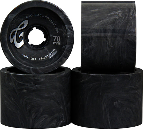 Cadillac Cruisers 70mm/80A Black Smoke