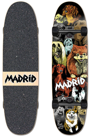 "Madrid Combi 32.5"" Dogs"